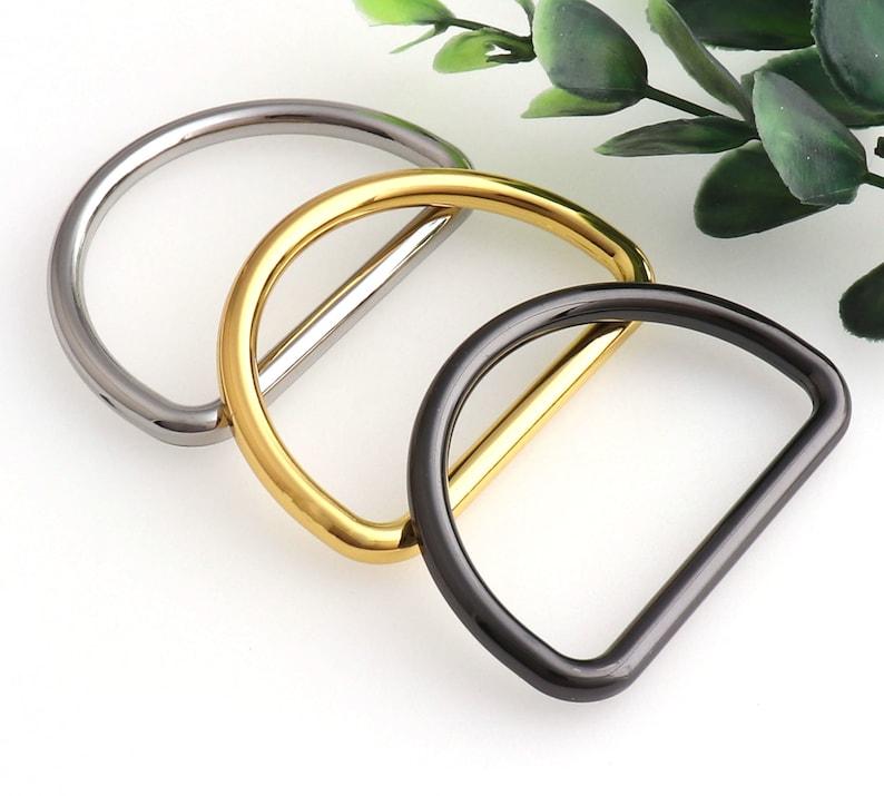D ring,hardware ring ClothingCrafts Supplies,bag buckle Colorful purse buckle belt loops belt findings slide buckle webbing buckle-1 34/'/'