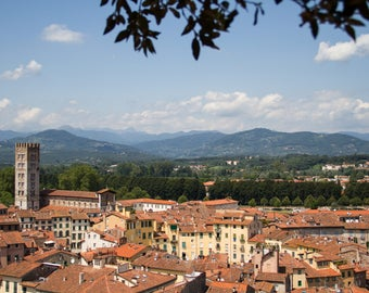 Lucca e le Montagna, Lucca, Tuscany, Italy