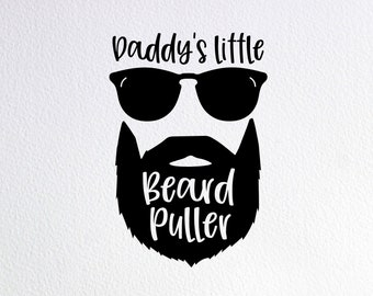 Little Beard Svg Etsy