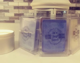 Soy wax melt with an incredible cotton fresh scent!