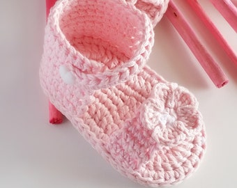 Baby cot sandals, baby sandals, baby crochet shoes, baby