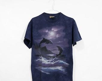 c5fa1fd3 90s dolphins t shirt   Etsy