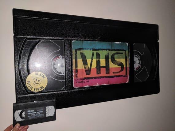 Giant Vhs Tape Etsy