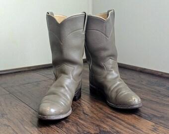 e03aaf7e85d Justin roper boots | Etsy