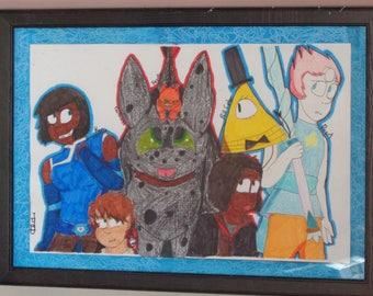 Cartoon Heros