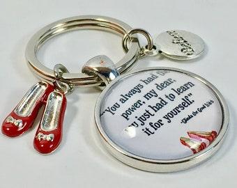 42b125d36e Dorothy keychain | Etsy