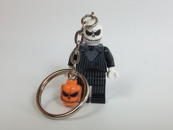 Custom Design Minifigure NBC Pumpkin King