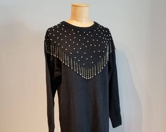 Sweater dress fantasy
