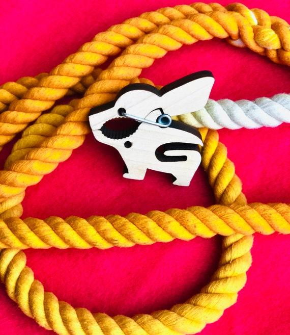 ClipaDoo Too dog poo leash clip