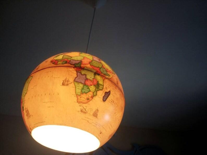 world rustic pendant Lighting rustic decoration 2019 trends Ancient MODEL WORLD  ceiling lamp vintage Ceiling pendant lighting fixture