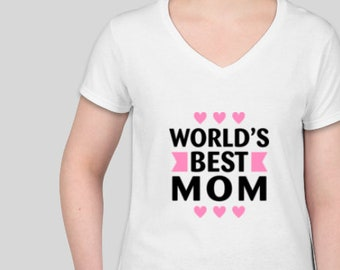 World's best mom-perfect shirt for Mothers Day!