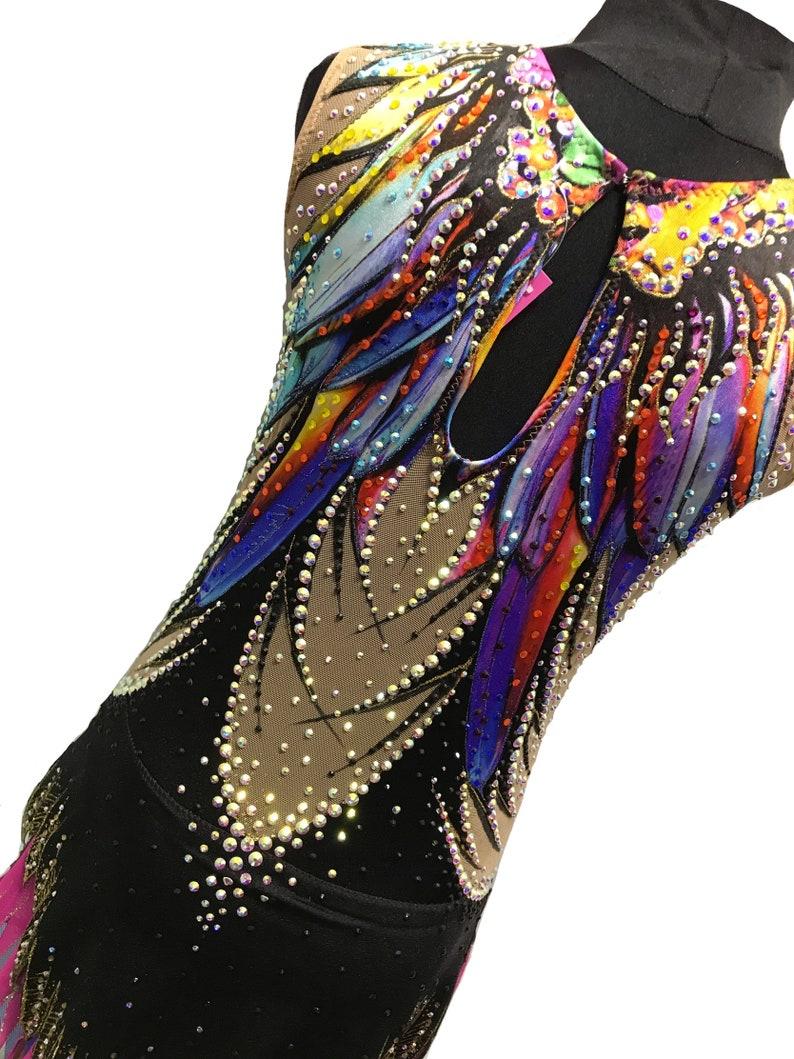 Rhythmic gymnastic leotard Pocahontas