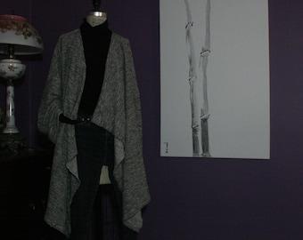 Novel Simplicity Sweater Cardigan