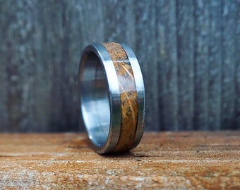 Whiskey Barrel Ring Etsy