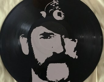 Lemmy art record Motörhead