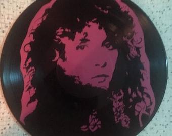 Stevie nicks art record fleetwood mac