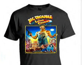 Big Trouble In Little China-shirt