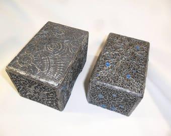 Tempra-Structure Silver-Royal deck box