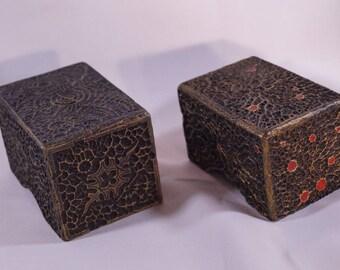 Tempra-Structure Gold-Royal deck box