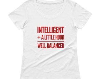 Ladies' Balanced Red