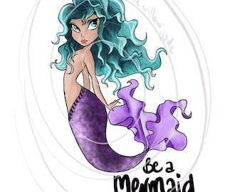 Mermaid Designs Etsy
