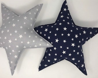 Princess pillows, hearts, stars, moons