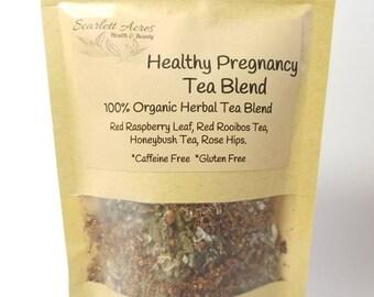 Organic Fertility Tea / Infertility Tea / Red Raspberry Leaf | Etsy