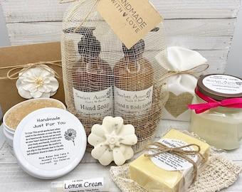Thank You Gift Box Gifts Spa Set Baskets For Women Basket Birthday Organic