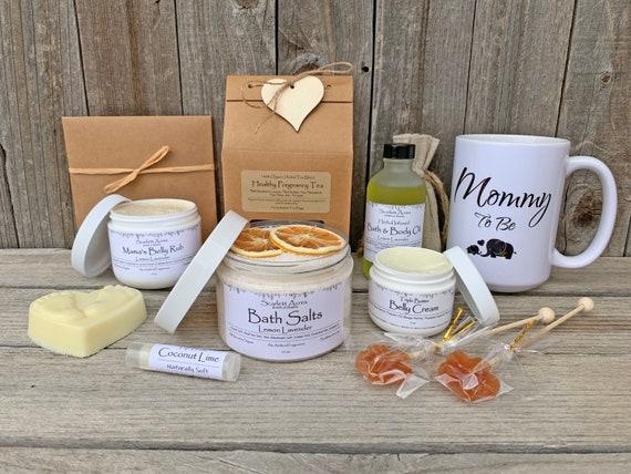 New Mommy Gift Box, Postpartum Gift Box, Pregnancy Gift Box, Mom To Be Gift Box, New Mom Care Package, New Mom Gift Basket