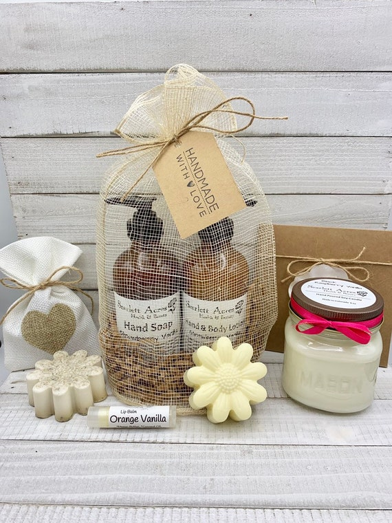 Care Package For Her, Doctor Appreciation Gift, Thank You Gift Box, Gift Baskets For Women, Best Friend Gift Box, Sister Birthday Gift Box