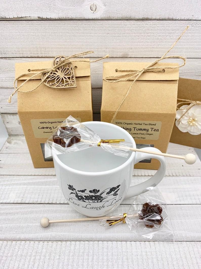 Organic Tea Gifts Tea And Mug Gift Set Tea Gift Set Gift