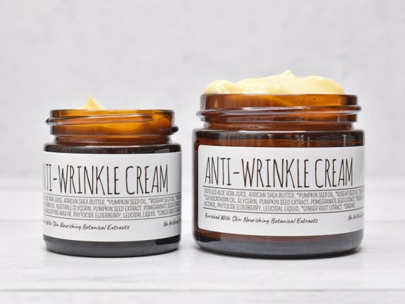 Anti-Wrinkle Cream, Dry Skin Cream, Anti-Aging Cream, Under Eye Cream, Night Repairing Cream, Vitamin C Face Cream, Unscented Face Cream