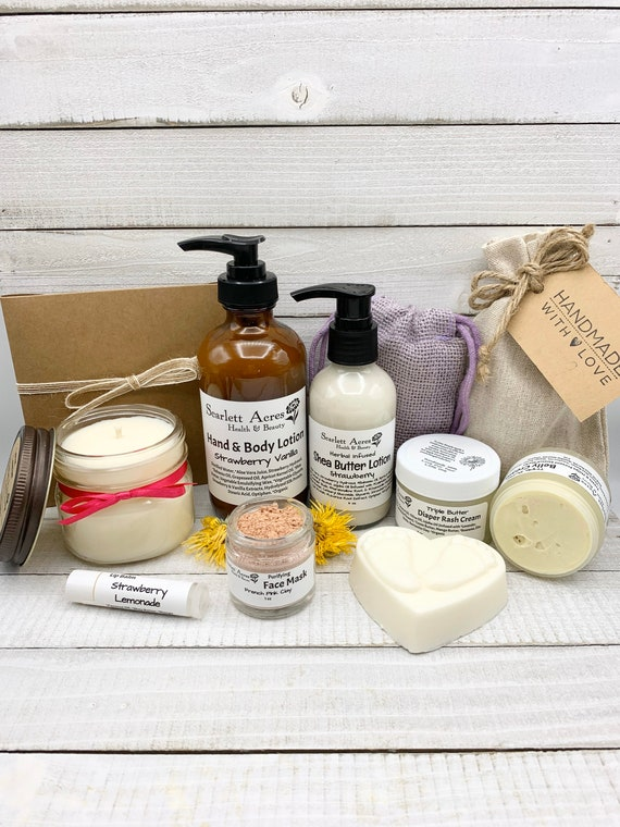Postpartum Care Package, Mommy And Me Gift Set, New Mom Gift Box, Expecting Mom Gift Box, New Mom Care Package