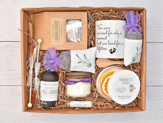 Miscarriage Gift Box, Loss Of Child Gift, Loss Of Baby Gift, Sympathy Gift Box, Thinking Of You Gift, Grief Care package