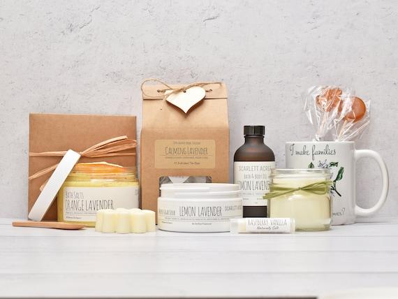 Surrogate Mom Gift Set, Surrogate Mother Gift Box, Thank You Gift Box, Organic Spa Gift Set, Pregnancy Gift Basket, Surrogacy Mom Gifts
