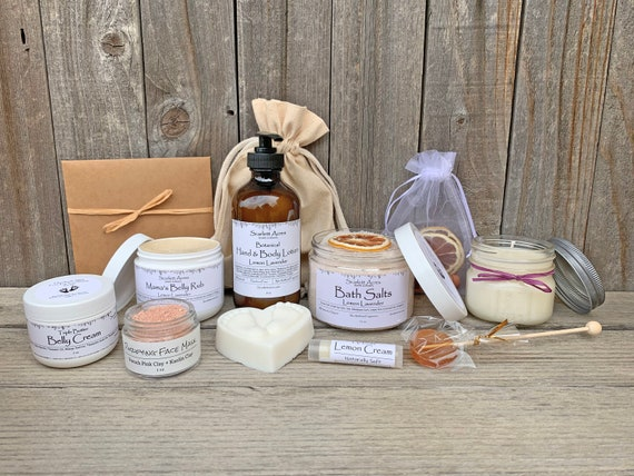 Postpartum Care Package, Mom To Be Gift Box, New Mom Care Package, Expecting Mom Gift Basket, New Mom Gift Box, Pregnancy Gift Basket