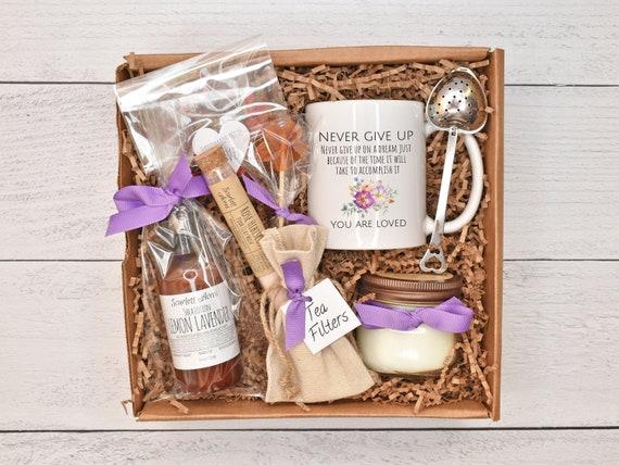 Infertility Gift Box, Fertility Gift Basket, Fertility Gift Box, Large Bath Gift Set, Sympathy Gift Box, Fertility Care Package