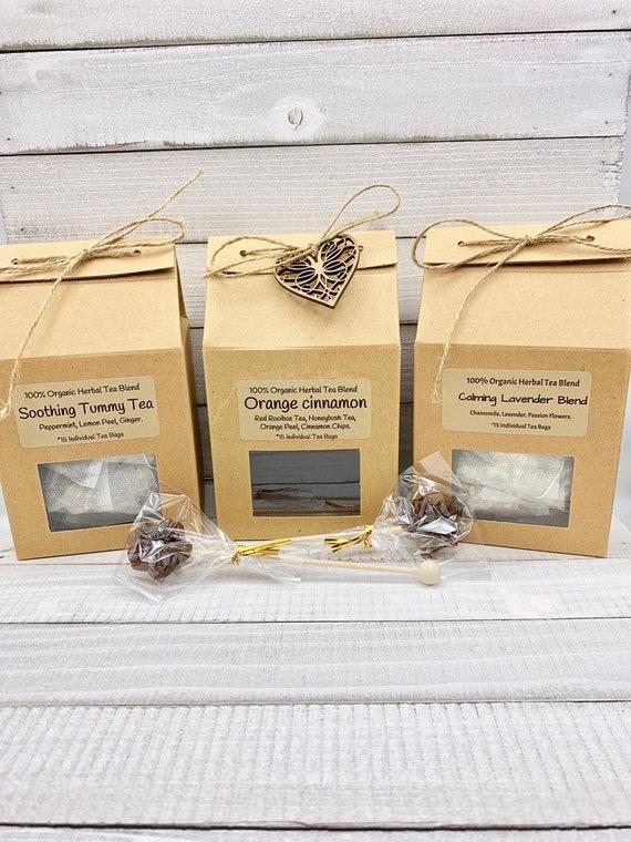 Tea Gifts Organic Tea Bags Tea Gift Set Gift Baskets For