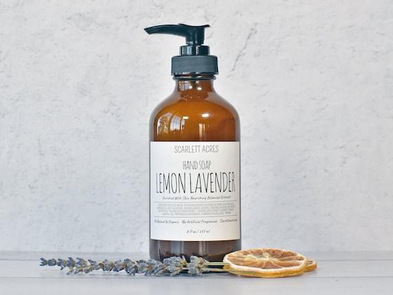 Natural Hand Soap, Organic Hand Soap, Moisturizing Hand Soap, Liquid Hand Soap, Dry Skin Hand Soap, Cruelty Free Hand Soap