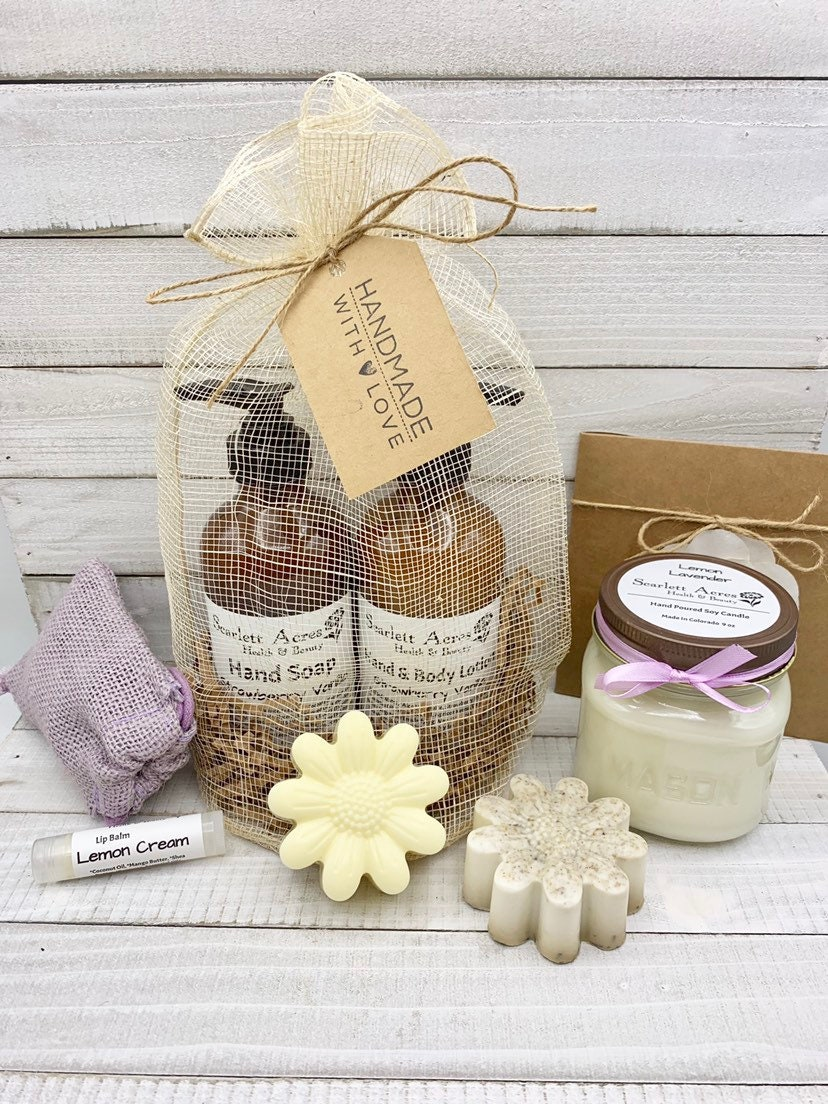 Sister Birthday Gift Baskets For Women Best Friend Gifts Cheer Up Box Thank You Care Package