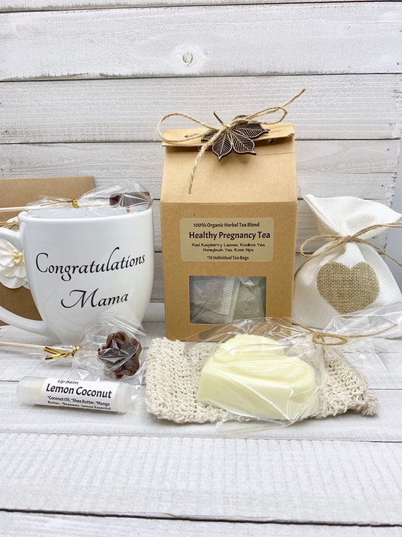 New Mom Gift Basket, Morning Sickness Kit, Mom To Be Gift Box, Pregnancy Gift Box, Expecting Mom Gift, Congratulations Gift