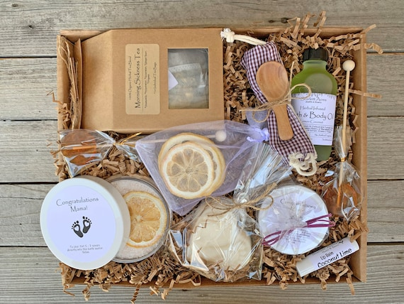 Morning Sickness Kit, 1st Trimester Gift Set, Mom To Be Gift Box, Expecting Mom Gift Box, Pregnancy Care Package, Pregnancy Gift Basket
