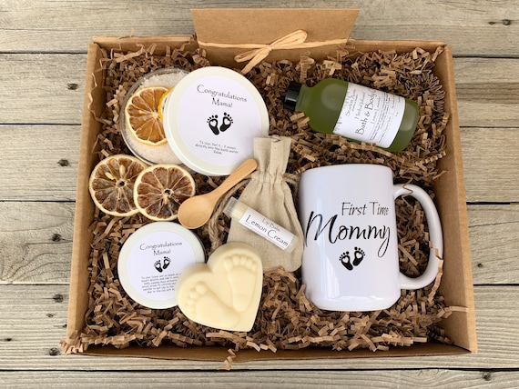 First Time Mom Gift, Congratulations Pregnancy Gift, Expecting Mom Gift Basket, Pregnancy Gift Box, New Mom Care Package, Mom To Be Gift Box