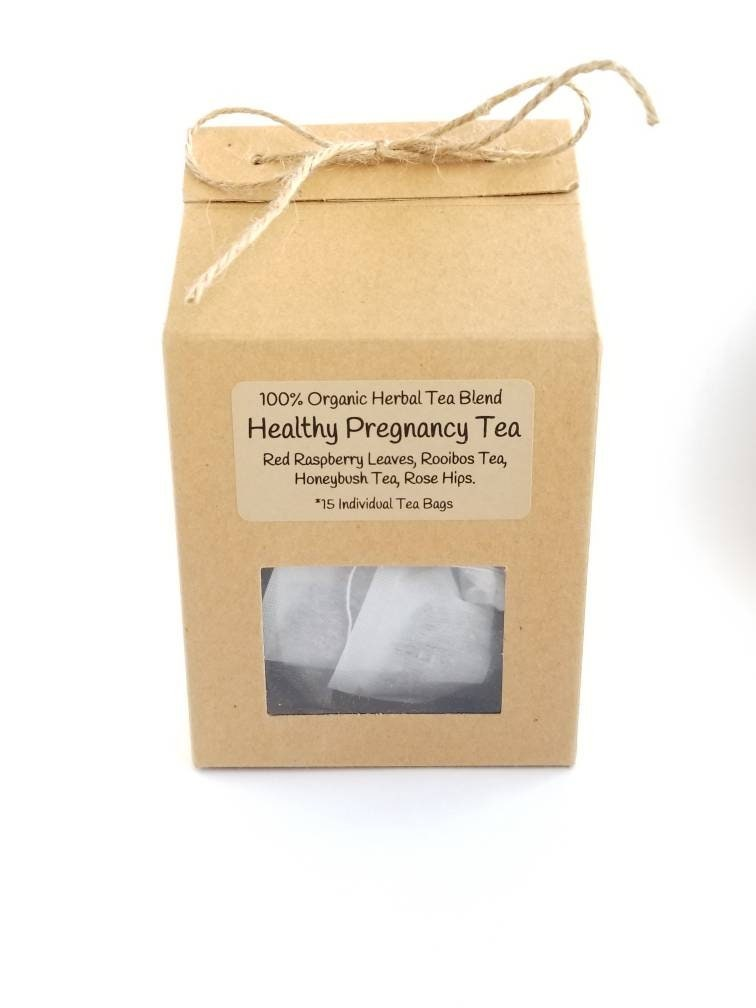 Organic Fertility Tea / Infertility Tea / Red Raspberry Leaf Tea