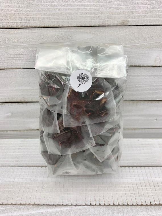 Organic Hibiscus Tea Bags, Organic Hibiscus Flowers, Organic Tea, Tea Bags, Herbal Tea