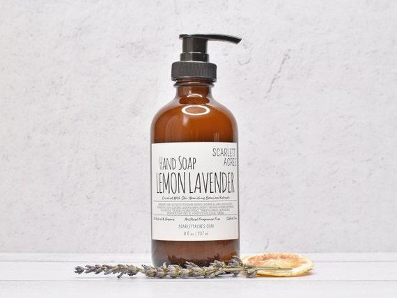 Natural Hand Soap, Organic Hand Soap, Moisturizing Hand Soap, Liquid Hand Soap, Dry Skin Hand Soap, Cruelty Free Hand Soap, Sensitive Skin