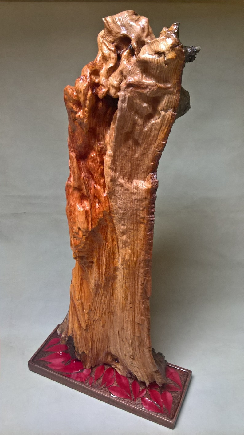 Sculpture Art Scultura Elm Wood Arte Carving HandmadeEtsy Olma N0w8Ovmn