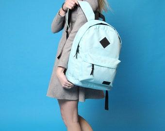Canvas Laptop Rucksack,Canvas rucksacks,Hipster Backpack,Travel backpack Laptop,Backpack laptop gift,Laptop wax bags,Women Backpack gift