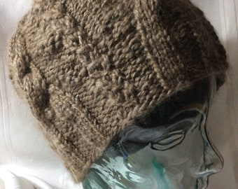 Alpaca blend in cables