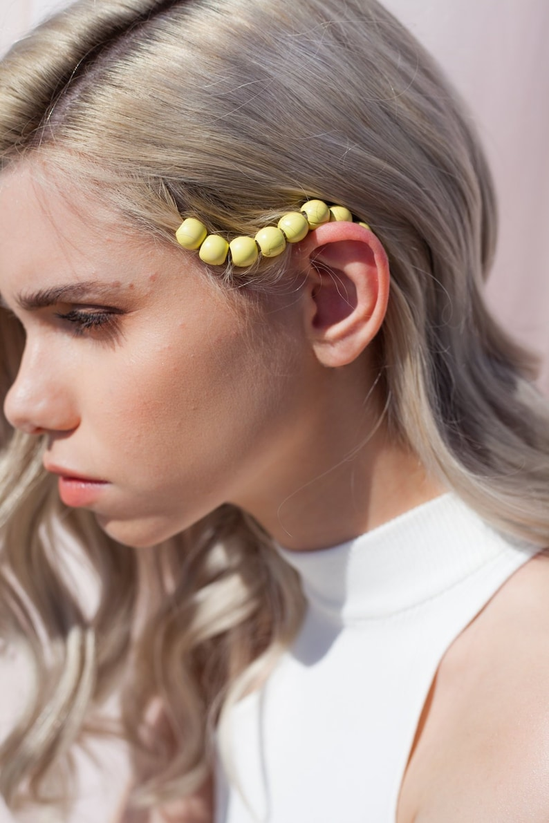 75681fe223519 Hair Charms Pastel Colours Fashion On Trend Hair Accessories Party Festival  Occassion Styling Women Headwear KELA Non-slip Hair Jewelry